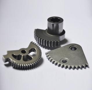 经过硫化处理后粉末冶金合金齿轮有什么变化