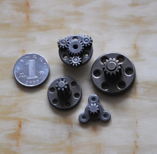 粉末冶金的工艺与选择