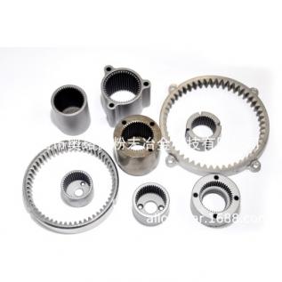 关于低噪音粉末冶金齿轮的制作方式