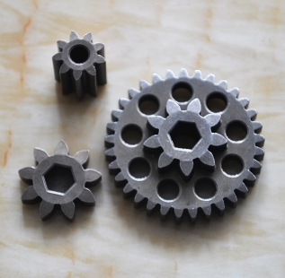 粉末冶金齿轮为什么不能少于17个齿数,你知道吗?