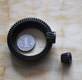 高品质的粉末冶金齿轮是如此生产加工的