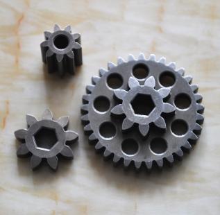 粉末冶金碎纸机齿轮